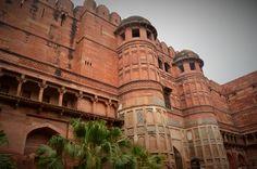 Le Fort rouge à New Delhi!