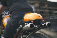 自転車ビズのBMW rninetカフェレーサーR90 BMWモトラッドオレンジ