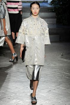 Antonio Marras Spring 2014 Ready-to-Wear Fashion Show
