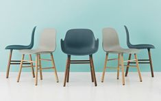 Normann Copenhagen launches Form furniture by Simon Legald.