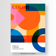 modern,poster, art, # modern poster design Modern Poster With Colorful Geometric Art Design Poster Design, Graphic Design Posters, Graphic Patterns, Modern Graphic Design, Graphic Design Typography, Graphic Design Inspiration, Creative Inspiration, Design Art, Geometric Poster
