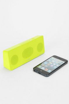 iLuv MobiTour Portable Wireless Speaker #urbanoutfitters