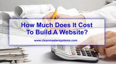 What is the actual cost to build a website? This is the one question people often ask when it comes to building an attractive yet functional website. The cost of designing a website depends on your requirements, goals, and budget. However, this blog will help you find all your answers regarding website development and designing. Business Website, Online Business, Company Goals, Cheap Hosting, Online Marketing Services, Cost To Build, Building A Website, Be Yourself Quotes, Budgeting