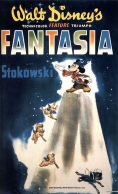 Fantasia (1940) - Walt Disney