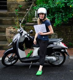Because nobody wanted to hire me, I decided to employ myself. Finally, why not benefit from my Cambodia´s and Bali´s training – on moped only last month? I Decided, Find A Job, Cambodia, Bali, Benefit, Training, My Favorite Things, People, Coaching