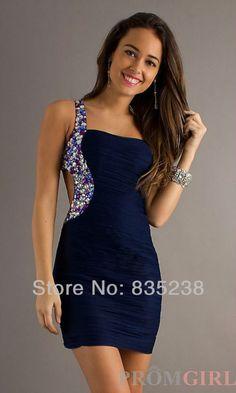 2013 Sexy Sheath Diamond Dress $139.00
