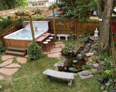 hot-tub-enclosure-ideas-Pool-Traditional-with-above-ground-pool ...