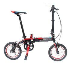 Folding Bike Mini Folding Bicycle Bike V Brake Aluminum Alloy Material Foldable Bicycle, Folding Bicycle, Truck Bike Rack, Bike Shelf, Road Bike Women, Cycling Bikes, Sport Bikes, Aluminium Alloy, Baby