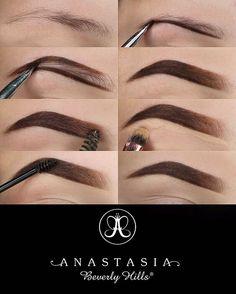 hair makeup Make Up; Make Up Looks; Make Up Augen; Make Up Prom;Make Up Face; Eyebrow Makeup Tips, Skin Makeup, Eyeshadow Makeup, Makeup Eyebrows, Shape Eyebrows, Makeup Hacks, Eye Brows, Eyebrow Shapes, Makeup Ideas