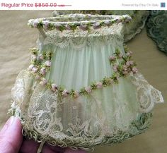 Spring Cleaning SALE Dreamy Set 4 Vintage Shabby French by RuinsCa, $680.00