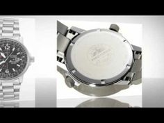 Citizen Men's BJ7000 52E Nighthawk Stainless Steel Eco Drive Watch Reviews
