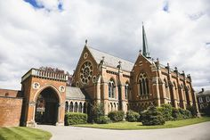 church at wellington college
