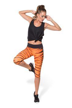 Tiger Stripes Combat Pants - LIMITED › Black Milk Clothing
