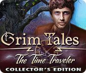 Grim Tales: The Time Traveler Collector's Edition - http://www.allgamesfree.com/grim-tales-the-time-traveler-collectors-edition/  -------------------------------------------------  Big Fish Editor's Choice! This title was selected for its exceptional quality and overwhelmingly positive reviews from our Game Club beta testers.Elephant Games proudly presents another exciting chapter in their classic series Grim Tales!Anna Gray is on her way to a family barbeque when disaster.