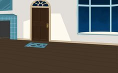 A Storyboard Used in Bad Date Kate's Animated Teaser by 3D Modeler and Texture Artist Demarrio Ware