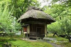 酒樽茶室しょうざん sakadaru=barrel tea house shozan.