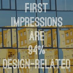People that visit your website instantly form an opinion. And guess what they judge you on: your design. We're not saying that design is everything but it's like how everyone assesses people: their face. Remember that first impressions last years. Change your company and brand perception today.