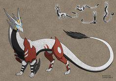 TF Dragon concept - Drift by dragona.deviantart.com on @DeviantArt