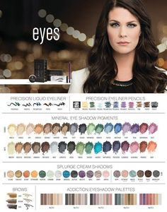 Glamlashmom.com Younique Eye Products  Liners, Pigments, Eyeshadows, Brows, Cream Shadows. Quesitons check them out glamlashmom.com or message me!