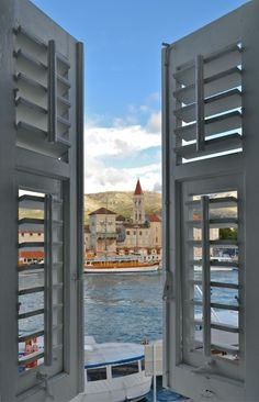 Trogir, Croatia. Photo Credit: Marjo Steffen  #croatia #hrvatska