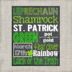 Hey, I found this really awesome Etsy listing at https://www.etsy.com/listing/180565608/st-patricks-day-printable-instant