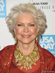Young Is The New Old Ellen Burstyn Woman Hair And