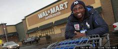 Walmart Worker Returns Cash