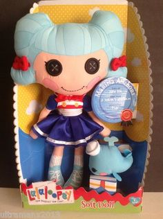 Lalaloopsy Soft Doll MARINA ANCHORS by MGA Entertainment