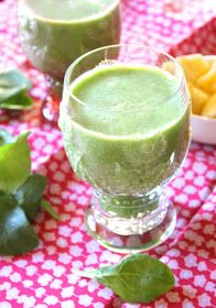 ValSoCal: Perfect Green Smoothie