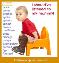 What's Your Kid's Poo Telling You Part 1 Constipation
