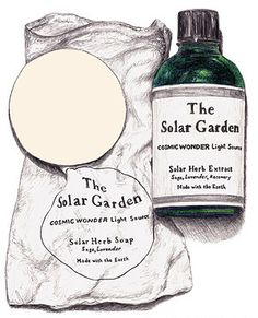 COSMIC WONDER  Solar Herb Extract