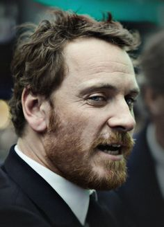 Michael Fassbender by Caroline Bonarde Ucci, via Flickr