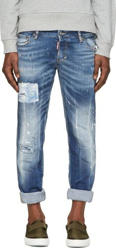Dsquared2 - Blue Faded