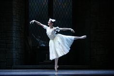 Antonia Hewitt - The Meridian Season of La Sylphide 2009 - Photo Maarten Holl by Royal NZ Ballet, via Flickr