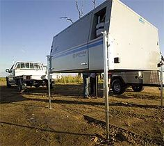 Adventure Camping and Off Road Trailers - Traytop - Ute Mounted Camper