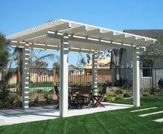 aluminum. pergola | aluminum pergola reflects our commitment to the highest quality ...
