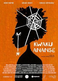Kwaku Ananse poster by Christian Robinson