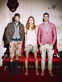 The new Spring Summer 2015 Lookbook