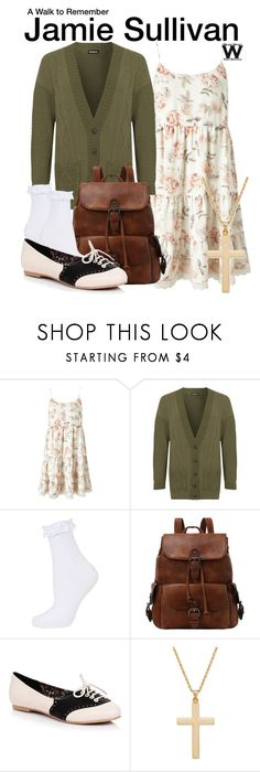 """""""A Walk to Remember"""" by wearwhatyouwatch ❤ liked on Polyvore featuring Miss Selfridge, WearAll, Topshop, television and wearwhatyouwatch"""