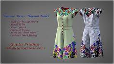 3D Garments - Marvelous Designer