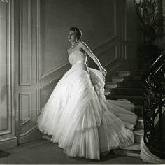 Dior 1949 #vintage #dress #vintagedress
