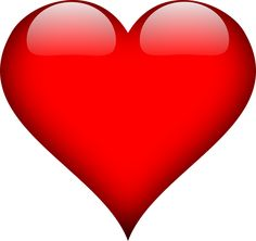 Free vector graphic: Heart, Red, Emotional, Cartoon - Free Image ...