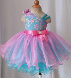 Infant//toddler//kids//baby//children Girl/'s Glitz Pageant Dress 1-6T G180