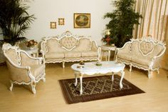 20 Best Antique Living Room Furniture images | Antique ...