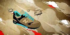 NewBalance Vault 577 3 New Balance x Limited Edt. 577 Vault Preview