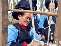 The traditional wedding ceremony of China's Buyi ethnic group retains the purest passion and conviction of Buyi people.