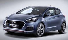 #Hyundai #i30 - 3 porte. La berlina coreana dinamica nella versione 3 porte.