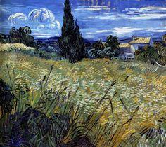 20 Amazing Van Gogh Paintings (Set 4) - Vincent Van Gogh - Zimbio