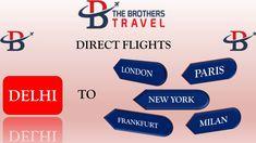 The Brothers Travel Direct Flights, Best Flights, Bus Tickets, Train Tickets, Train Ticket Booking, Book Flight Tickets, International Airlines, The Brethren, Round Trip