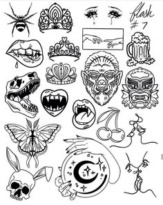 tattoo old school Que as tatuagens so para sempre, - tattoo Tattoo Old School, Old School Art, Dessin Old School, Old School Tattoo Designs, Flash Art Tattoos, Body Art Tattoos, Small Tattoos, Sleeve Tattoos, Mini Tattoos